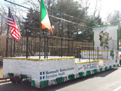 St Patrick's Day Parade Float 005