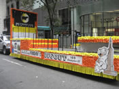 Gay Pride Parade Float 001