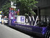 Gay Pride Parade Float 002