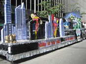 Gay Pride Parade Float 003