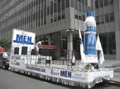 Gay Pride Parade Float 005