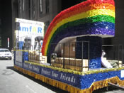 Gay Pride Parade Float 008