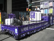 Gay Pride Parade Float 009