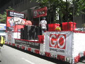 Gay Pride Parade Float 013