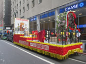 Hispanic Parade Float 008