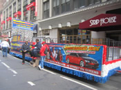 Hispanic Parade Float 016