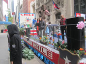 Hispanic Parade Float 014