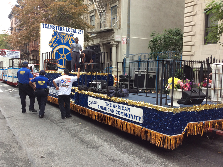 African American Parade Float 004