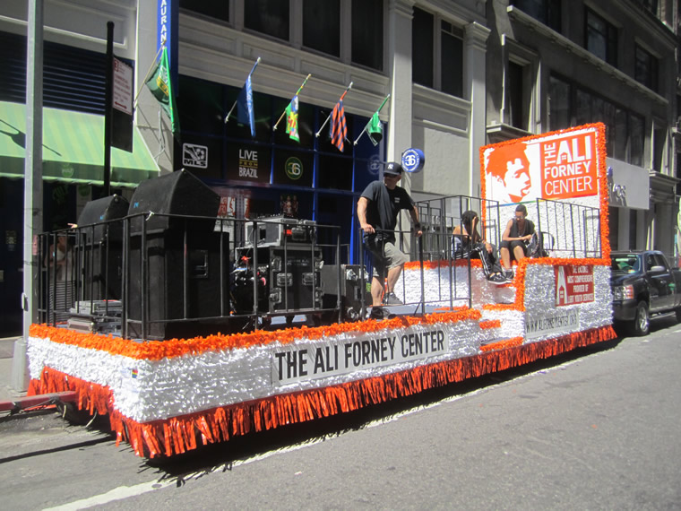 Gay Pride Parade Float 015