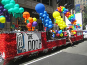 Gay Pride Parade Float 017
