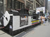 Gay Pride Parade Float 020