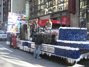 Hispanic Parade Float 004