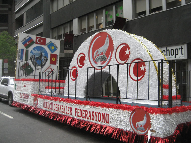 Turkish Parade Float 01