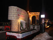 Christmas Parade Float 001