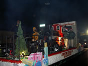 Christmas Parade Float 002