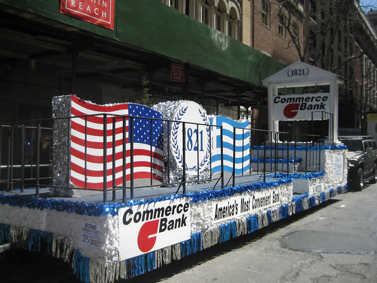 Greek Parade Float 002