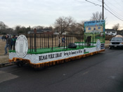 St Patrick's Day Parade Float 009
