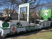 St Patrick's Day Parade Float 003