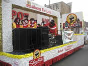 Peru Parade Float 004