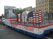 Peru Parade Float 005