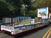 West Indian Parade Float 016