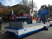 West Indian Parade Float 012