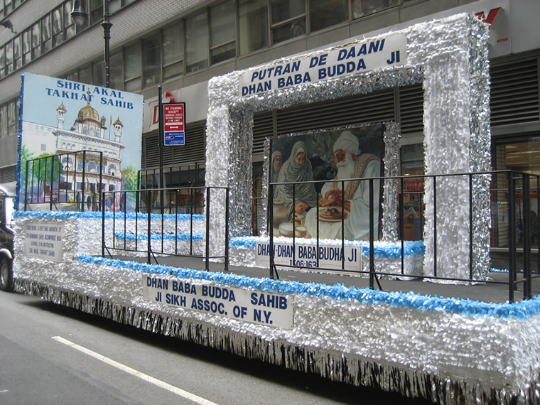 Sikh Parade Float 003
